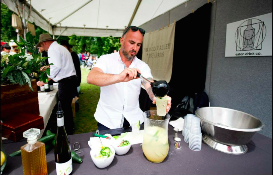 Christchurch | South Island Wine and Food Festival 2014